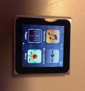 Плеер iPod nano 6 16 gb