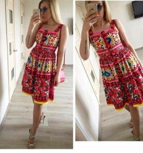 Платье D&G новое