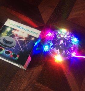 Светящийся диск