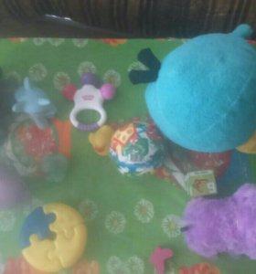 Вещи игрушки