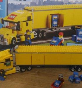 Лего машина