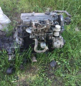 Двигатель мазды 626 1.8