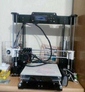 3 д принтер новый