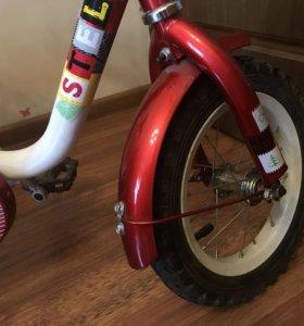 Детский велосипед 🚲 Stels Flash 12