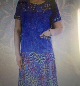 Платье р.64