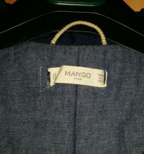 Куртка подростковая Mango