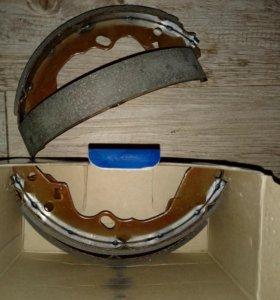 Колодки тормозные в барабаны
