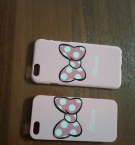 Бампер айфон 5-6