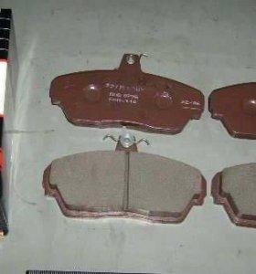Тормозные колодки газ 3110, газель 3302