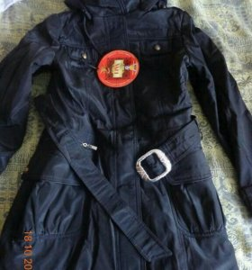 Куртка- пуховик