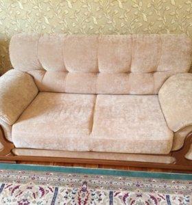 Мяхкая мебел