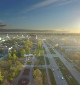 Фото/видео съемка с квадрокоптера