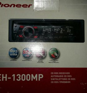 Автомагнитола Pioneer deh-1300mp