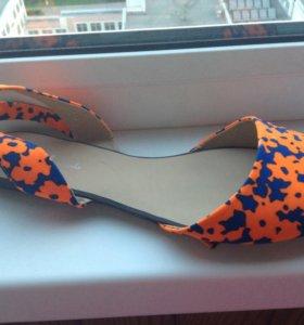 Туфли, сандали, босоножки 39