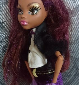 Клодин Monster High + платье