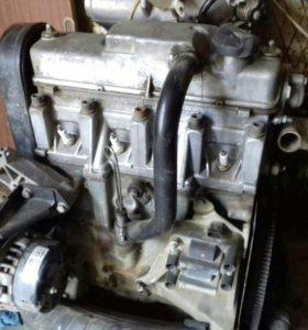 Двигатель на LADA SAMARA