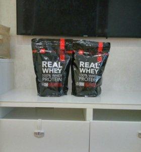 Сывороточный протеин 100% Real Whey Protein