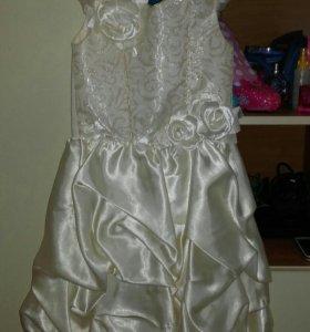 Платье р 116-122
