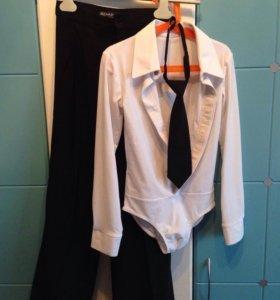 Турнирный комплект одежды для бальных танцев