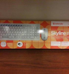 Набор клавиатура + мышь