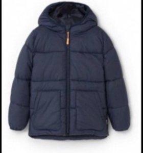 Новая куртка 122-128