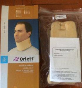 Ортез-бандаж на шейный отдел позвоночники