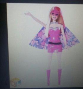 Кукла барби супер герой