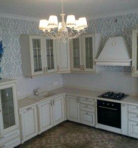 Сборка разборка мебели, монтаж кухонной мебели по