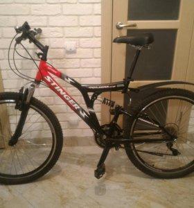 Продам велосипед Stinger Highlander sx150
