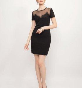 Новое чёрное платье 42-44