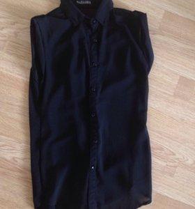 Рубашки шифоновые пакетом