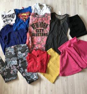 Одежда пакетом размер 42-44
