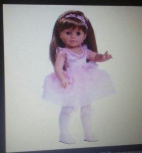 Кукла барелина