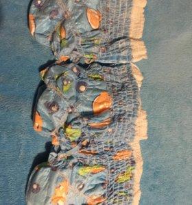 Детские одноразовые трусики для плавания(7-13кг)