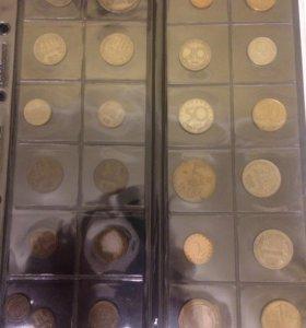 Коллекция монет Болгарии