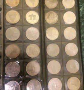 Коллекция монет Германии