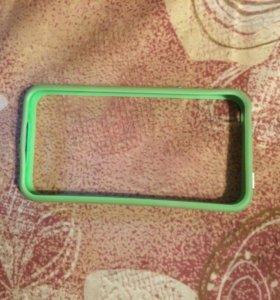 Бампер на айфон 4