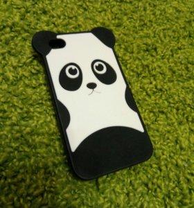 "Чехол ""Панда""на айфон 4s"