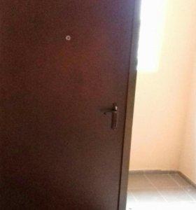 Дверь сварная металлическа