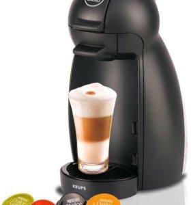 Кофемашина dolce gusto. Новая