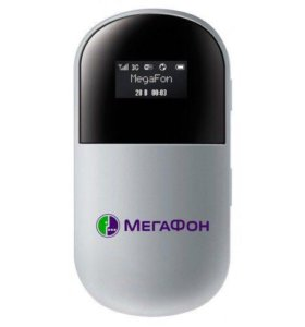 Карманный 3g роутер Мегафон.