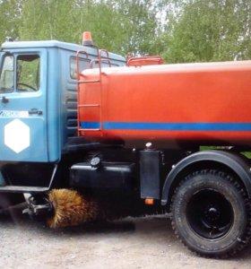 Поливомоечная машина 89035599556