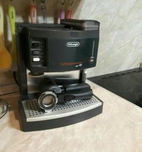 Кофемашина Delonghi Caffecappuccino non stop