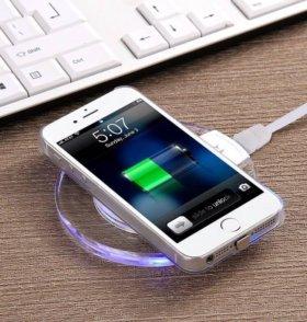 Беспроводная зарядка для Iphone-Android