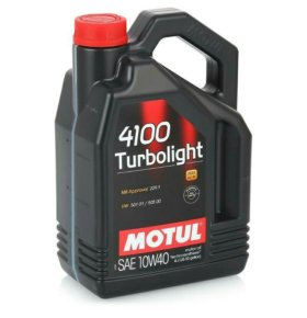 Масло моторное 4100 turbolight SAE 10W40 (4L)