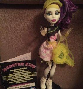 """Кукла монстр хай """"monster high"""" оригинал"""