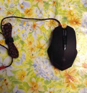 Мышка оптическая A4TECH