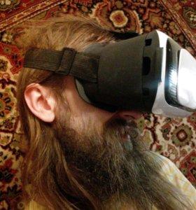 Новые очки виртуалтной реальности VR Box
