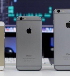 iPhone 6/6s новые оригинал гарантия