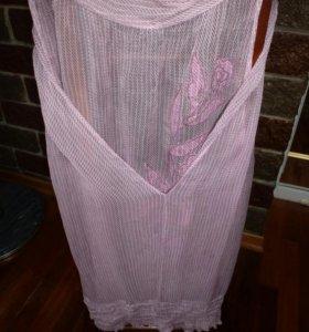 Блузка шелковая (Индия)